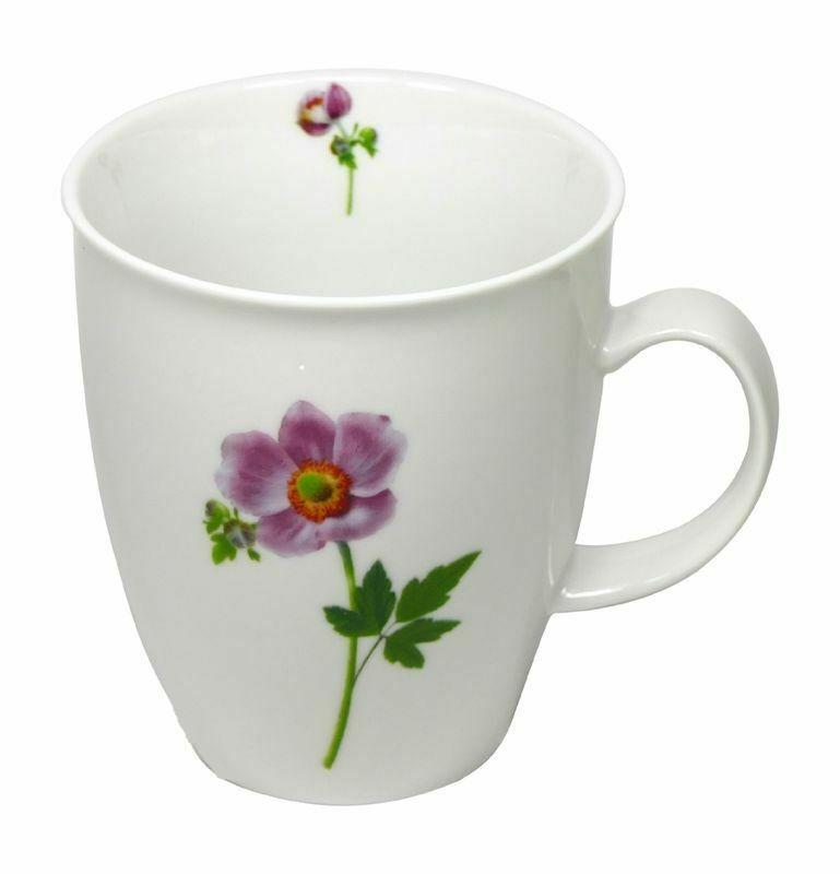 Mug Company Mohnblume Porzellan Becher hoch 500 ml Cup