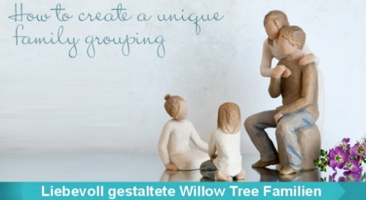 Willow Tree Familien